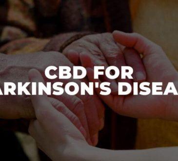 CBD & Parkinson's disease