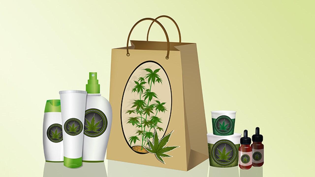 Common CBD Products